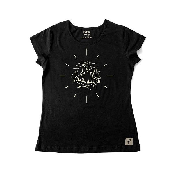 Koszulka dla miłośników gór