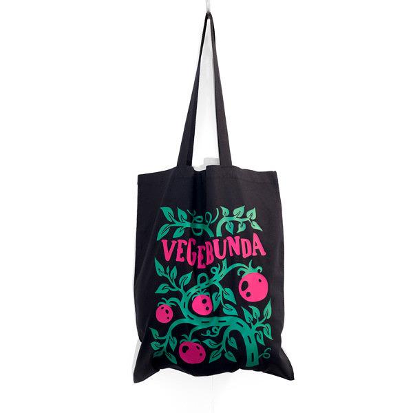 torba na zakupy dla wegan